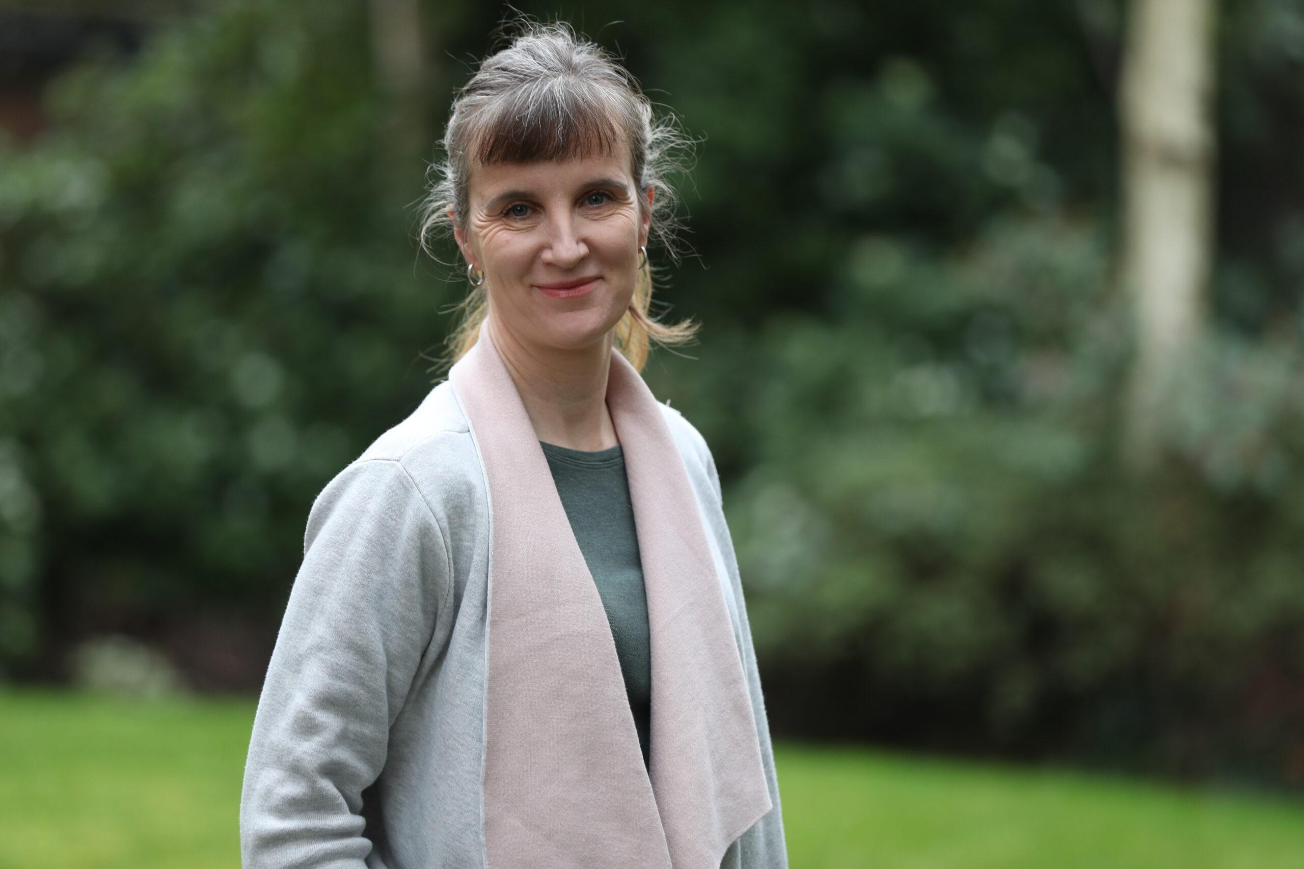 Dr Helen McAvoy
